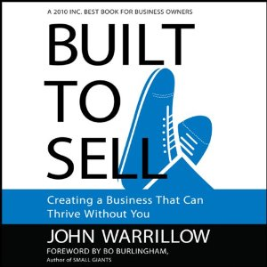 Built To Sell Audiobook's Cover