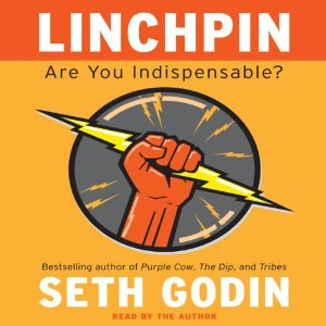 Linchpin Audiobook's Cover